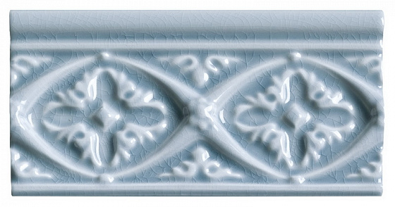 ADMO4121 Modernista Relieve Bizantino CC Stellar Blue 7,5X15