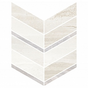 TIMBRE 24X31 MOSAIC 1 BEIGE GLOSSY