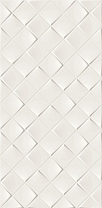 MONOCHROME MAGIC 30X60 DÉCOR WHITE MATT